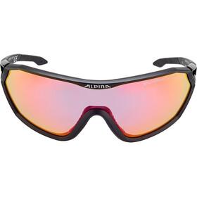 Alpina S-Way QVM+ Brille black matt